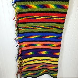 Other - Mexican Throw Blanket